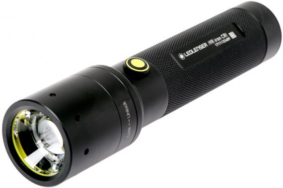 LED-LENSER i9R iron CRI Black Box - 500888
